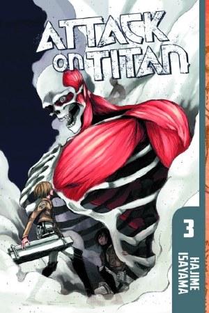 Attack On Titan GN VOL 03 (Sep121137)