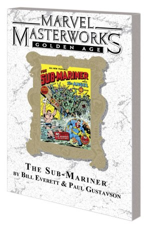 Mmw Golden Age Sub Mariner TP VOL 01 Dm Var Ed 47