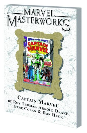 Mmw Captain Marvel TP VOL 01 Dm Var Ed 50