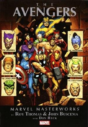 Mmw Avengers TP VOL 05