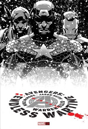Avengers Endless Wartime Ogn HC  ****USED COPY***