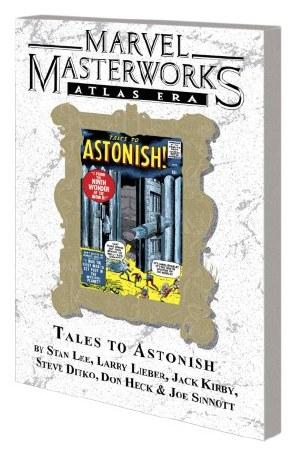 Mmw Atlas Era Tales To Astonish TP VOL 01 Dm Var Ed 57