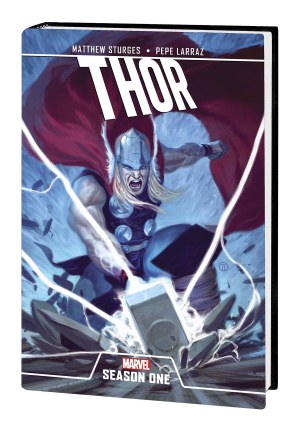 Thor Season One Prem HC***USED COPY***