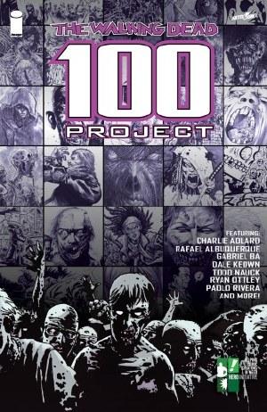 Walking Dead 100 Project TP (Mr)