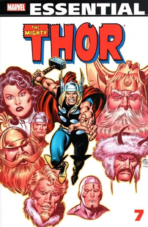 Essential Thor TP VOL 07