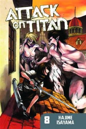 Attack On Titan GN VOL 08 (Jun138211)