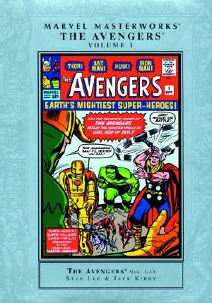 Mmw Avengers HC VOL 01 New Ptg