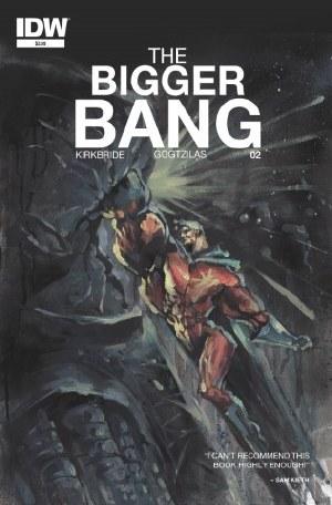 Bigger Bang #2 (of 4)