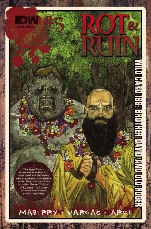 Rot & Ruin #5 Subscription Var