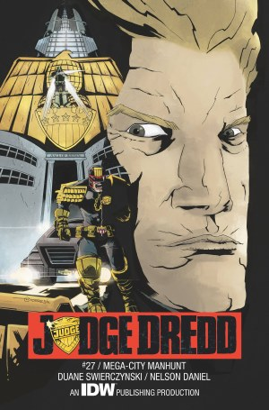 Judge Dredd V4 #27 (IDW)