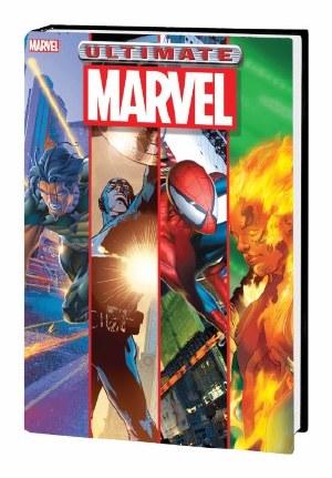 Ultimate Marvel Omnibus HC VOL 01