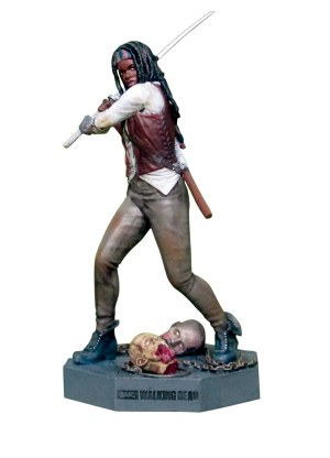 Walking Dead Fig Mag #3 Michonne