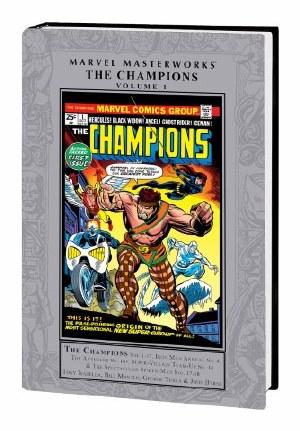 Mmw Champions HC VOL 01