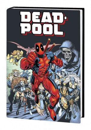 Deadpool Classic Omnibus HC VOL 01