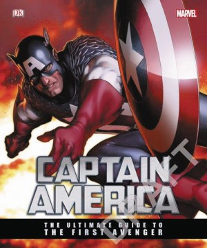 Captain America Ultimate Guide To First Avenger HC (C: 0-1-0