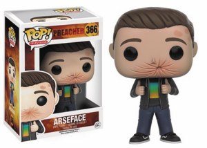 Pop Preacher Arseface Vinyl Fig (C: 1-1-1)