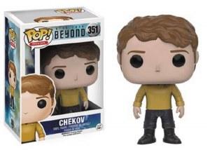 Pop Star Trek Beyond Chekov Vinyl Fig (C: 1-1-1)