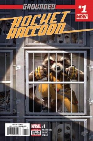 Rocket Raccoon V2 #1 Now