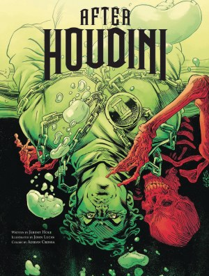 After Houdini GN VOL 01