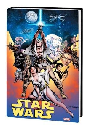 Star Wars Marvel Uk Omnibus HC