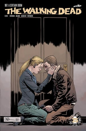 Walking Dead #167 (Mr)