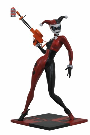 Batman Tas Premier Harley Quinn Statue (C: 1-1-2)