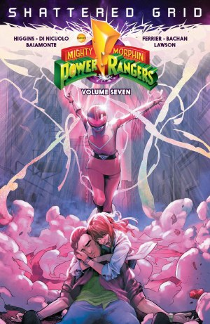 Mighty Morphin Power Rangers TP VOL 07 (C: 1-1-2)