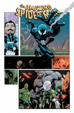 Amazing Spider-Man #23 2nd Ptg Ottley Var