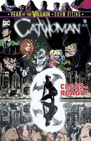 Catwoman #16 Yotv