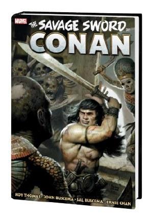 Savage Sword Conan Orig MarvelYrs Omnibus HC VOL 03 (Mr)