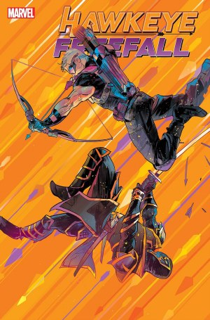 Hawkeye Freefall #1 Schmidt Var