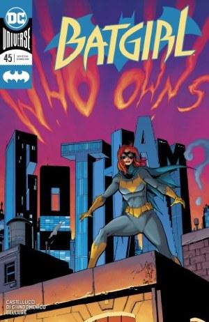 Batgirl #45