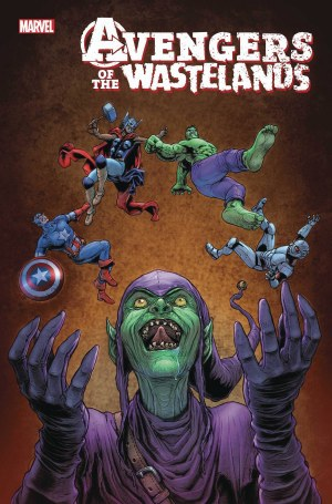 Avengers of the Wastelands #4 (of 5)(of 5)