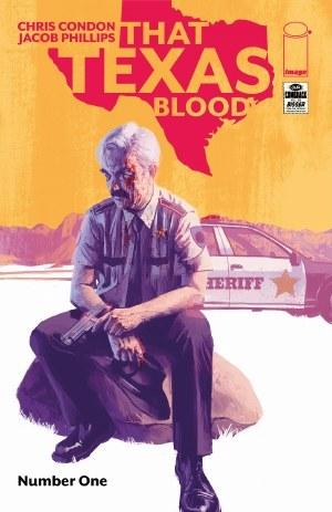That Texas Blood #1 2nd Ptg (Mr)
