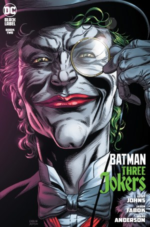 Batman Three Jokers #2 (of 3) Premium Var E Top Hat
