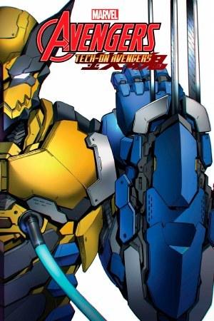 Avengers Tech-On #5 (of 6)