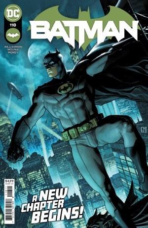 Batman #118 Cvr A Molina