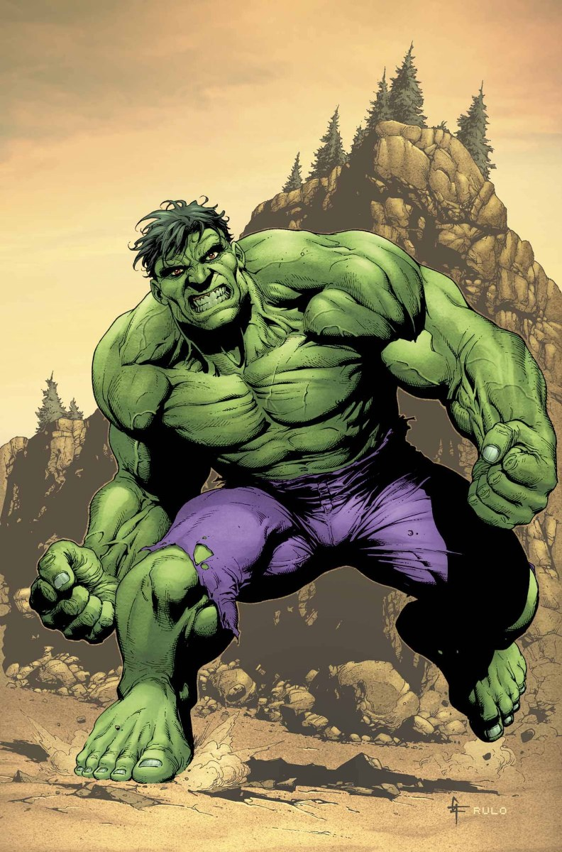Hulk Incredible V2 #75 - Comic Book Relief