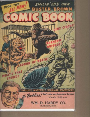 Buster Brown Promo # 2 - Vg Very Good