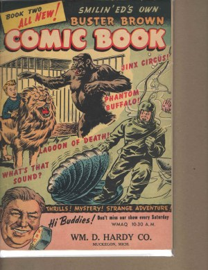 Buster Brown Promo # 2 - Vg+ Very Good +