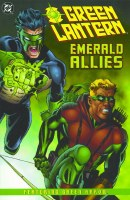 Green Lantern Emerald Allies TP ***USED COPY***