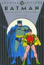 Batman Dark Knight Archives HC VOL 02