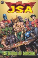 Jsa TP VOL 03 the Return of Hawkman ***USED COPY ***