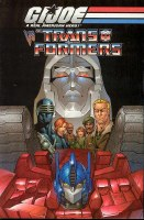 Gi Joe Vs the Transformers TP VOL 01 ***USED COPY***