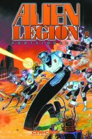 Alien Legion Footsloggers TP