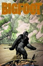 Bigfoot #1 (of 4)