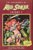 Adventures of Red Sonja TP