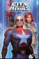 City of Heroes TP VOL 01***USED COPY***
