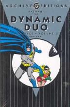Batman Dynamic Duo Archives HC VOL 02