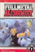 Fullmetal Alchemist GN (C: 3)